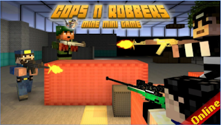 Cops N Robbers - FPS Mini Game Apk - Free Download Android App