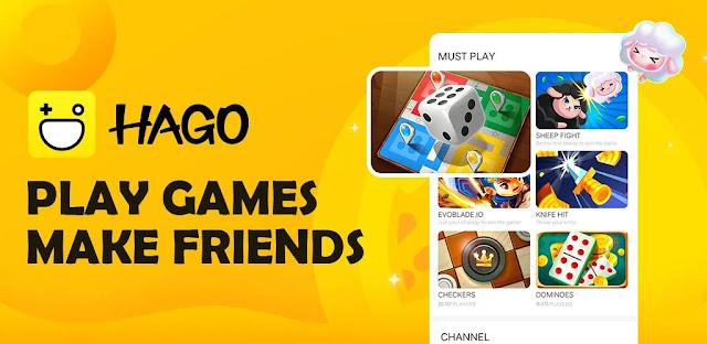 تحميل تطبيق Hago - لايف، دردشة، الألعاب لهواتف الاندرويد