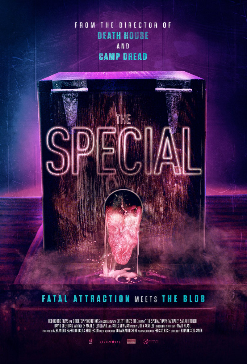 the special poster