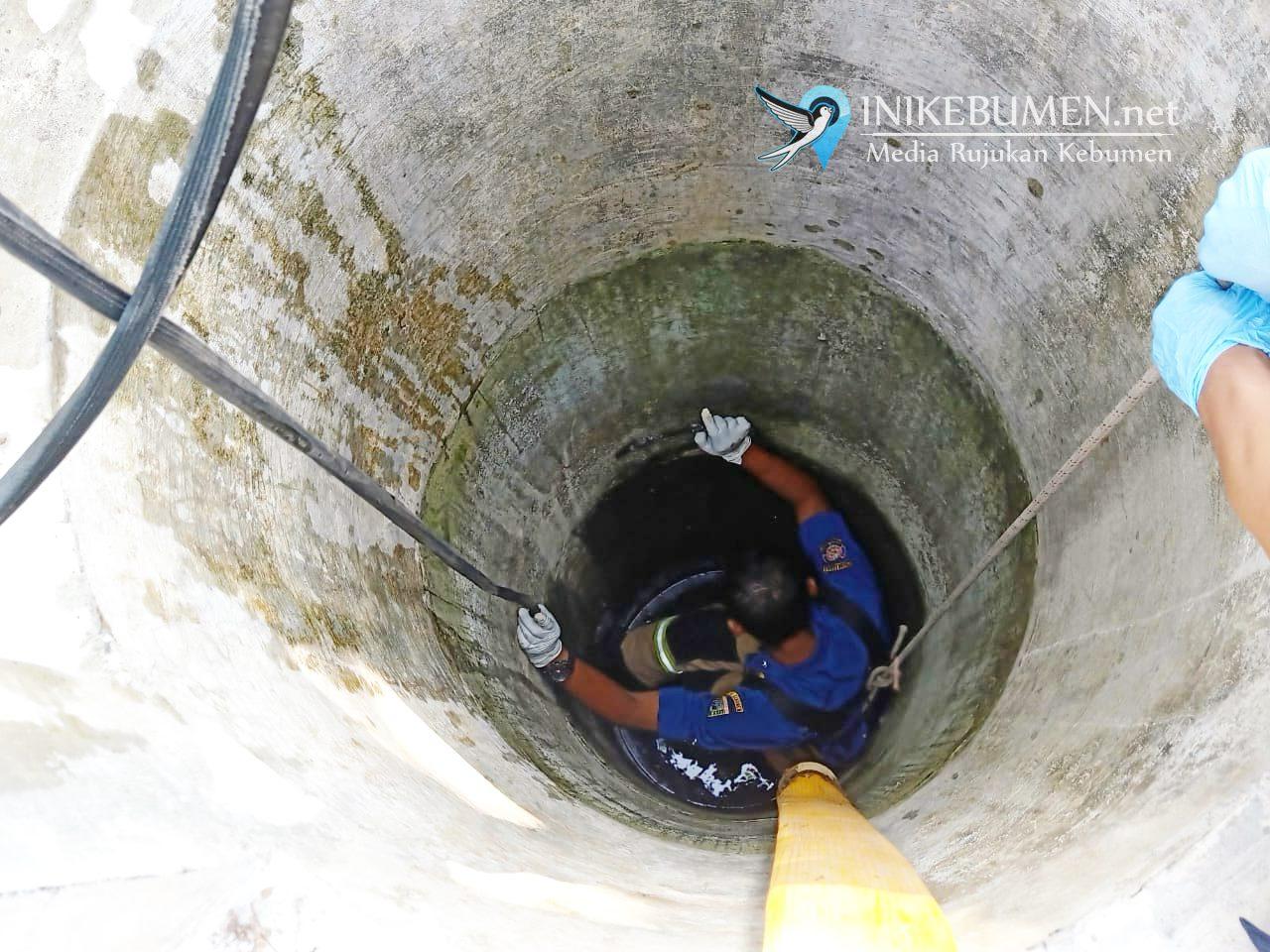 Innalillahi, Warga Selokerto Sempor Ditemukan Meninggal di dalam Sumur