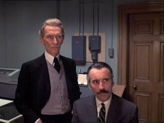 Nothing but the Night Christopher Lee Peter Cushing
