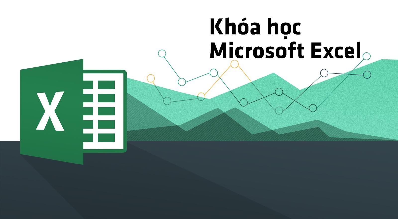 Share Free VIDEO Khóa học Microsoft Office Excel cơ bản