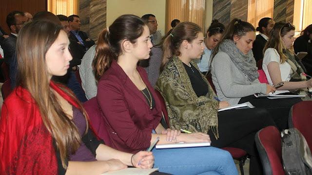 اختتام فعاليات الجامعة الشتوية وأيام التبادل الثقافي المغربي الكندي بسطات