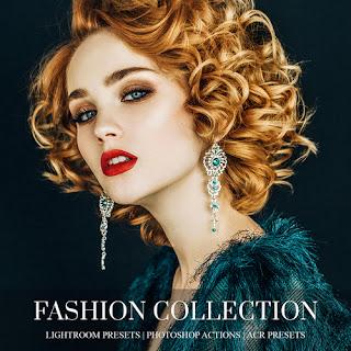 Premium Fashion Lightroom Presets