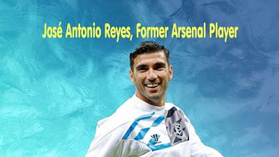 José Antonio Reyes, Former Arsenal Player