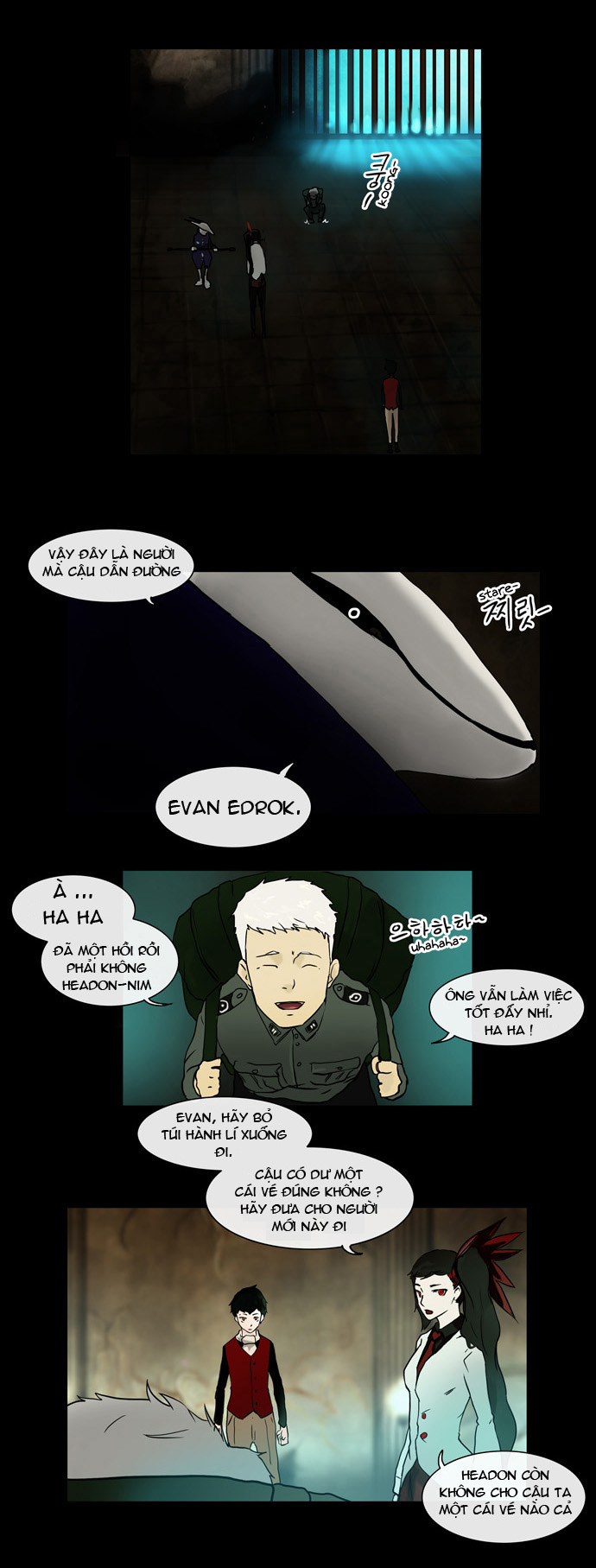 Tower of God chapter 2 trang 18