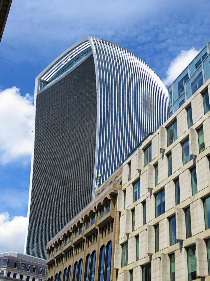 Walkie-Talkie building