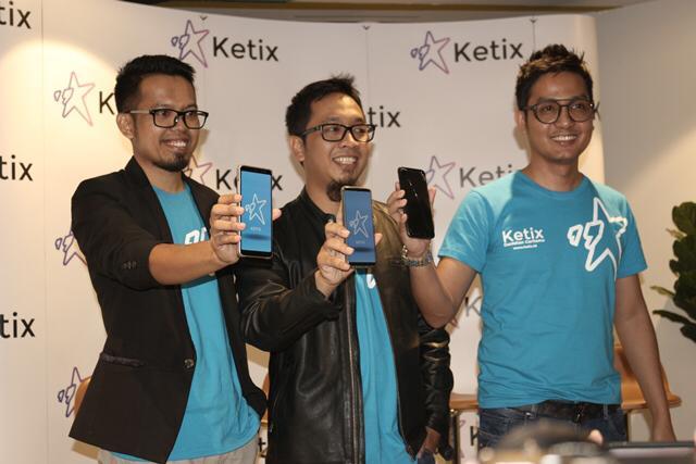 Aplikasi Ketix Disebut-sebut Bisa Gantikan Facebook