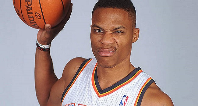Russell Westbrook se queda en Oklahoma