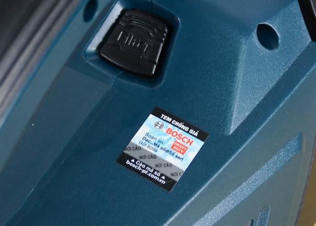 Máy hút bụi dùng pin 18V Bosch GAS 18V-1 SET