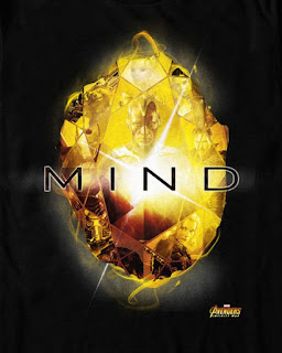MInd Stone, Infinity Stone, Avengers, Avengers Endgame, Marvel