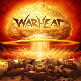 "Το τραγούδι των Warhead ""So Strong, So Fragile"" από το album ""Explosive Rock"""