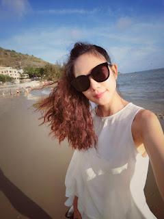 Gái xinh facebook hot girl Minh Hà