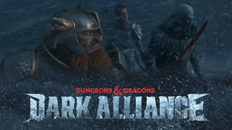 'Dark Alliance' videojuego con personajes de Dungeons & Dragons, listo para su lanzamiento en 2020