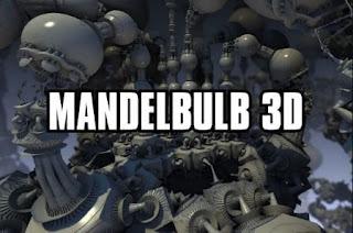 برنامج, إحترافي, لتصميم, وإنشاء, الصور, الهندسية, المُجسمة, فركتلات, Mandelbulber