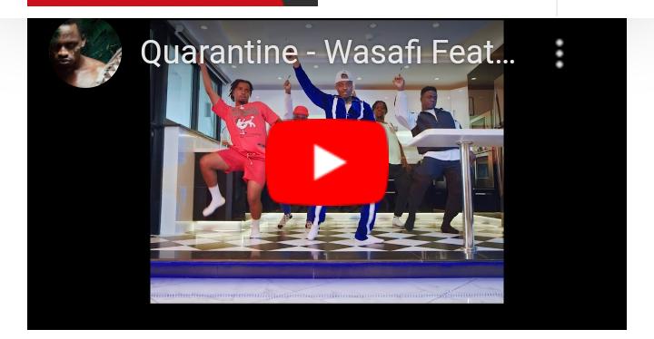 (MP4 VIDEO) Wasafi Ft Diamond Platnumz, Rayvanny, Mbosso, Lava Lava, Queen Darleen & Zuchu – Quarantine #Arewapublisize