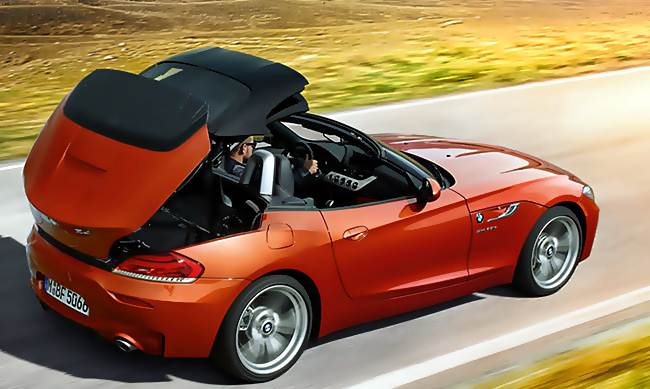 2016 bmw z4 sdrive28i roadster review autocar regeneration. Black Bedroom Furniture Sets. Home Design Ideas