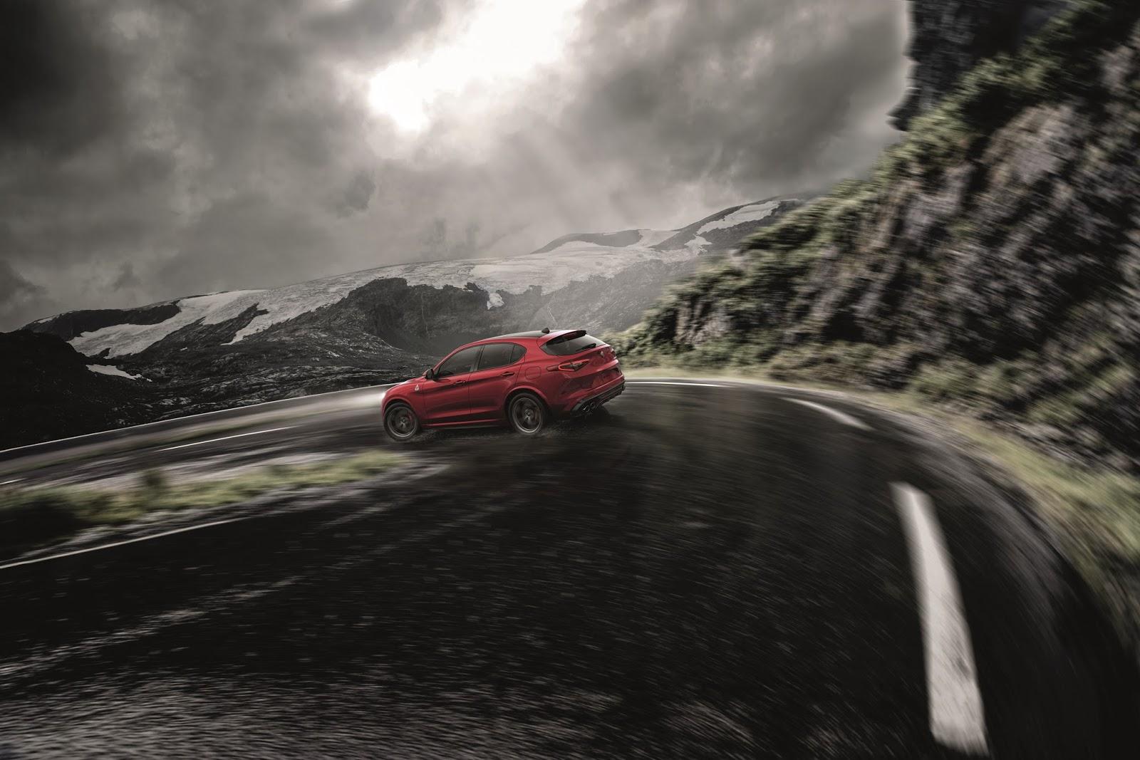 fe14b3ce5d Η εξέλιξή του έγινε στο κέντρο εξέλιξης της Alfa Romeo στη Modena της  Ιταλίας