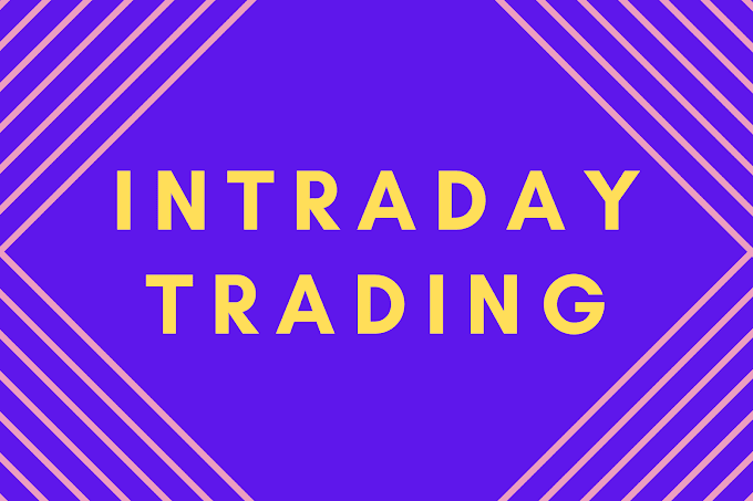Intraday Trading: Complete day trading Tutorial for beginners in 2020