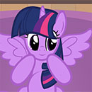 MLP Twilight Sparkle Interactive