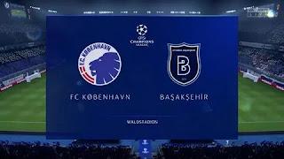 Истанбул Башакшехир – Копенгаген СМОТРЕТЬ ОНЛАЙН БЕСПЛАТНО 12 марта 2020 (ПРЯМАЯ ТРАНСЛЯЦИЯ) в 20:55 МСК.