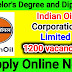Want to work with Indian Oil Corporation Limited? More than 1200 vacancies IOCL, apply before this date