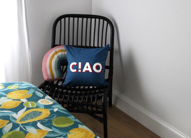 Un dormitorio real: eclecticismo y nordico se aúnan