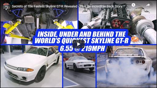 Metro GT-R Worlds Quickest Skyline GT-R