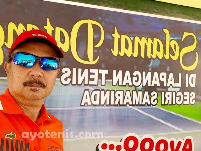 Kelanjutan Kejurnas Tenis Unej Cup VI, Ini Penjelasan Prof Soetriono