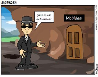 Tracker de Mobidea