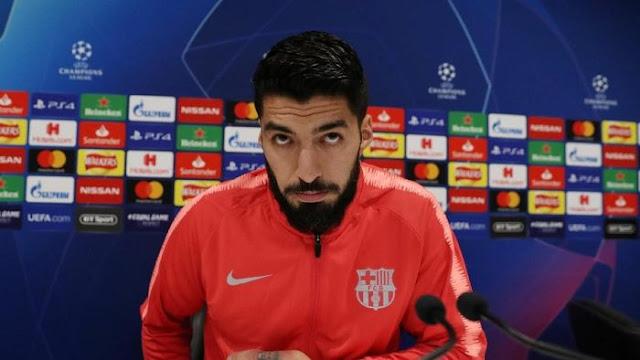 Jelang Liverpool vs Barcelona: Tak Ada Selebrasi dari Suarez Jika Bikin Gol di Anfield