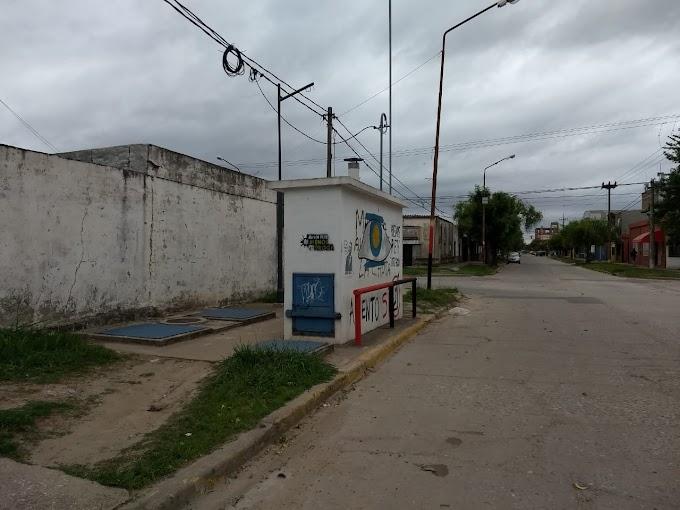 Sin agua y bajo presión en 4 barrios del oeste la ciudad: Continúan arreglando la Estación de Rebombeo de Mosconi