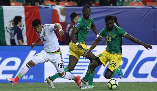 Jamaica sorprendió a México en la Copa de Oro 2017 sacando un valioso empate