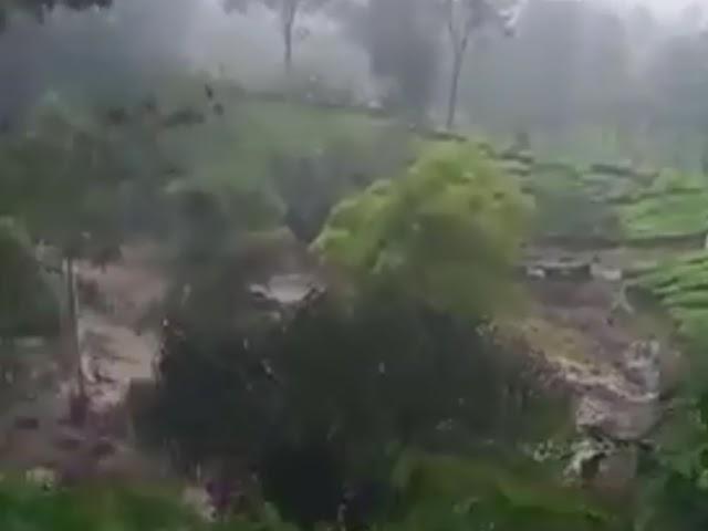 900 Jiwa Terdampak Banjir Bandang di Kawasan Puncak Bogor