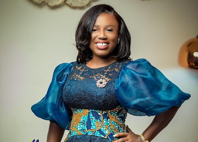#NGMA21: Diana Hamilton wins Artiste Of The Year. SEE LIST OF WINNERS