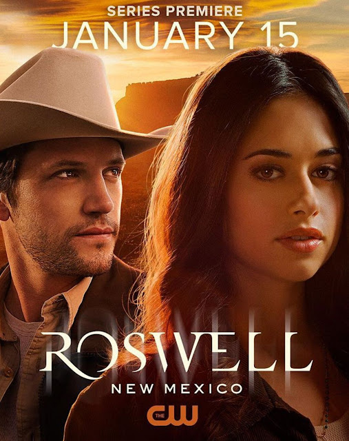 Roswell New Mexico (2019-) ταινιες online seires xrysoi greek subs