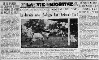 """Articolo del giornale parigino """"Le Matin""""."""