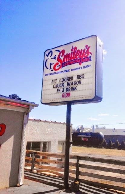 Smiley's Barbecue - Lexington, NC