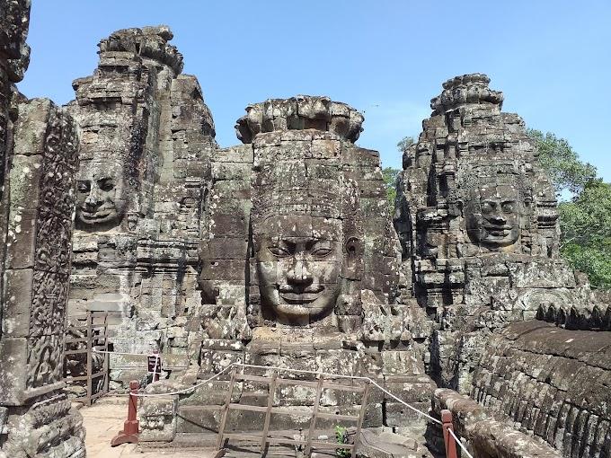 Découvrir le site d'Angkor en 3 jours