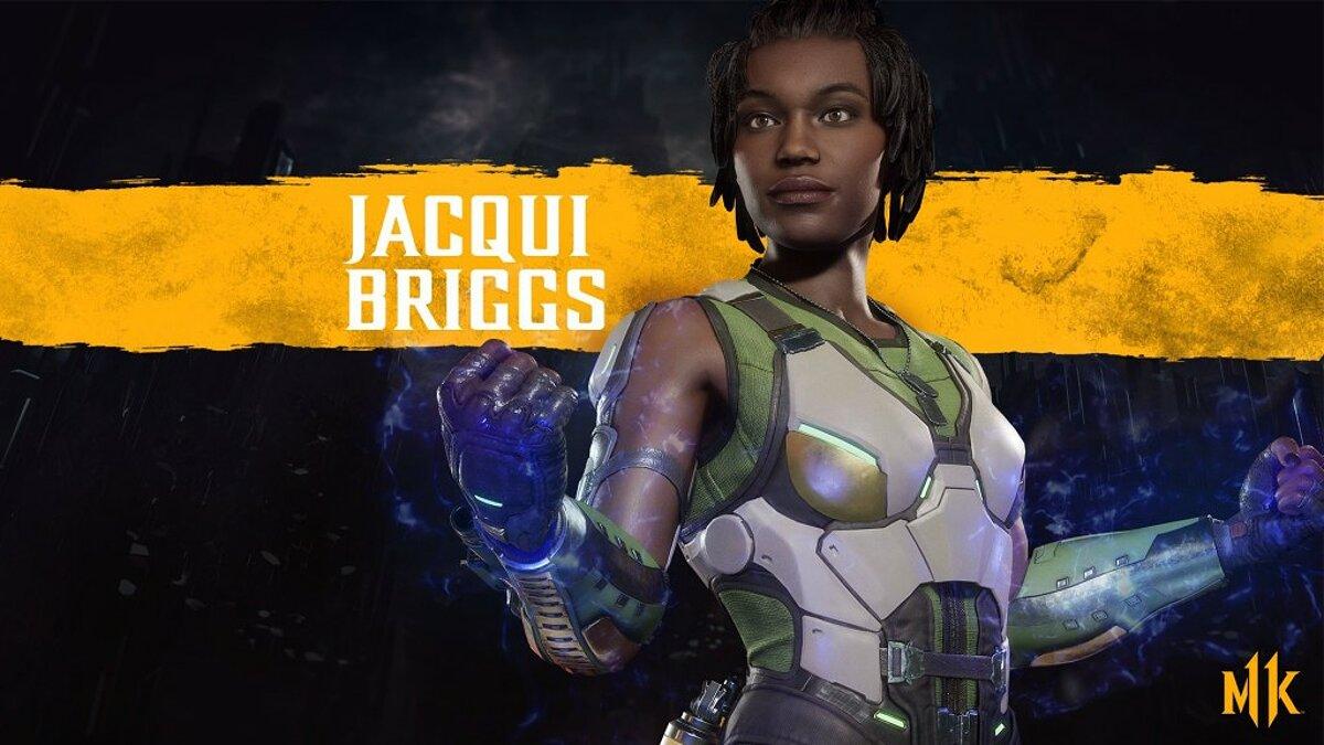 Jackie Briggs