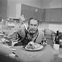 Funny Vintage Of Celebrities Eating Everyday
