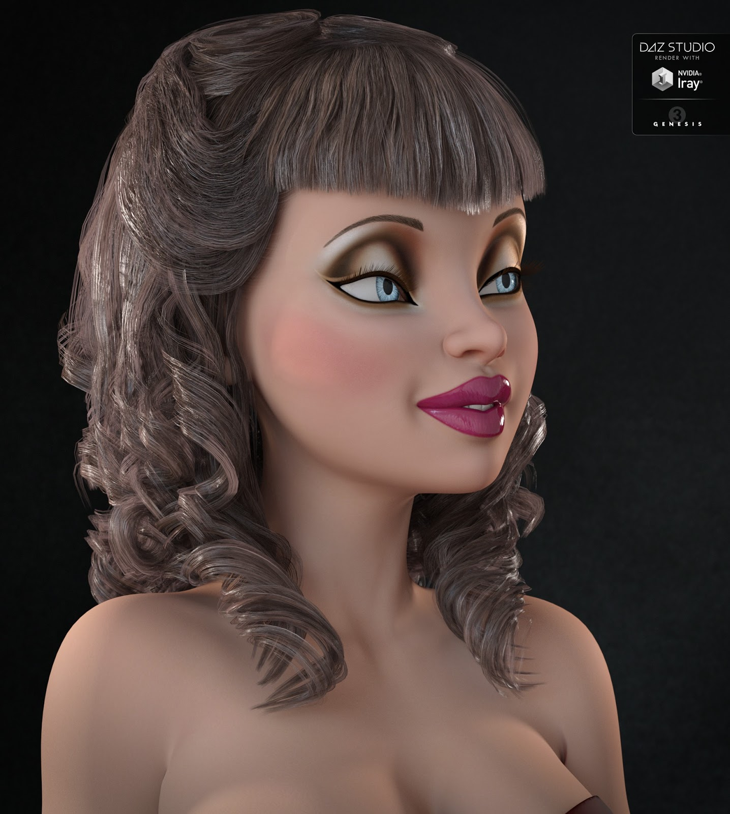 download daz studio 3 for free daz 3d the girl 7