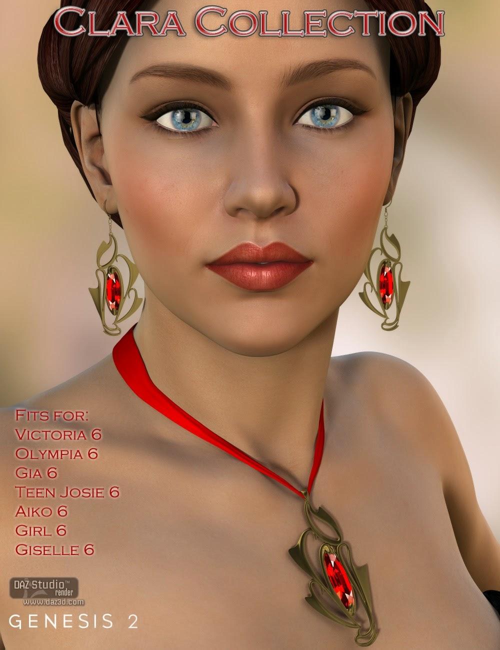 Daz3d For Genesis 2 female
