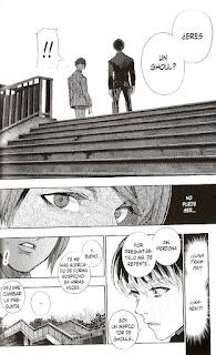 """Reseña de """"Tokyo Ghoul: re"""" (东京食尸鬼:re) vol.5 de Sui Ishida [Norma Editorial]."""