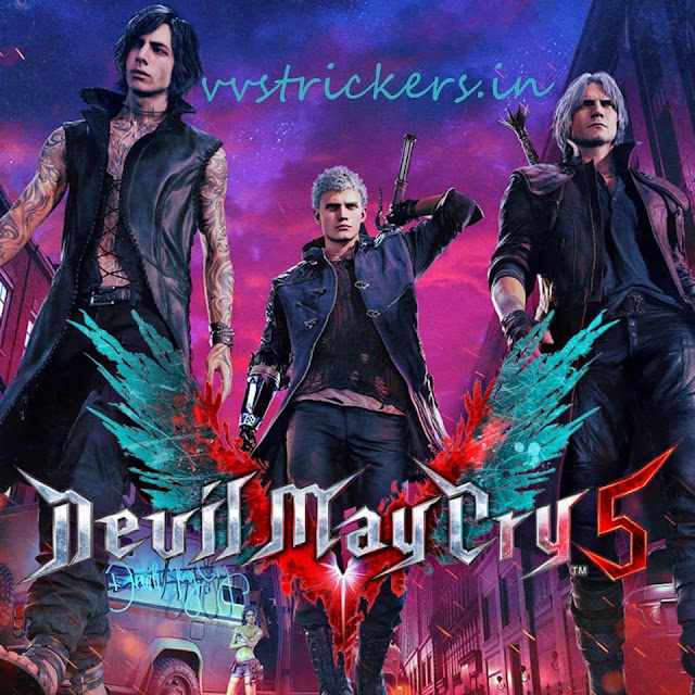 Download Devil May Cry-5 In free 2020