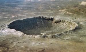 Göktaşı Nedir? Dünya Üzerindeki En Büyük Kraterler Nerededir?