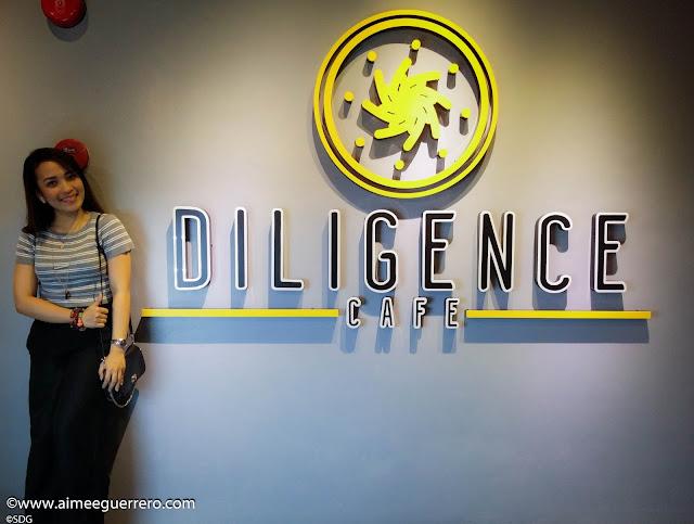 Diligence Cafe Katipunan | www.aimeeguerrero.com