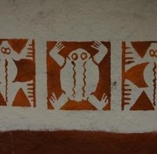 Art Wall Decor: Contemporary Kitchen Stencils Designs ...