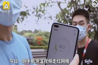Honor تطلق أول هاتف بمقياس حرارة يعمل بالأشعة تحت الحمراء