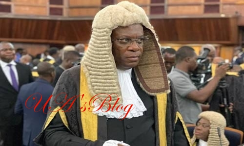 Supreme Court New Legal Year : NBA Faults Process Leading To Onnoghen's Retirement